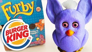 Top 10 Saddest Burger King Toys Ever