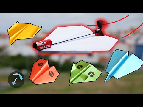 powered-paper-airplanes!---bandarra