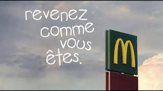 MAC DONALD - voix off spot publicitaire - radio local