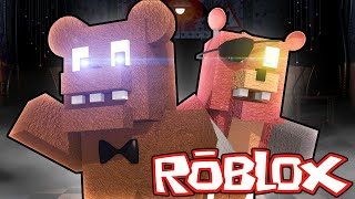 Roblox-cinco noites no FREDDY ' s ‹ HISTÓRIA REAL!!! ›