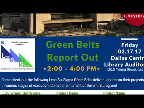lean-six-sigma-deployment-at-the-city-of-dallas