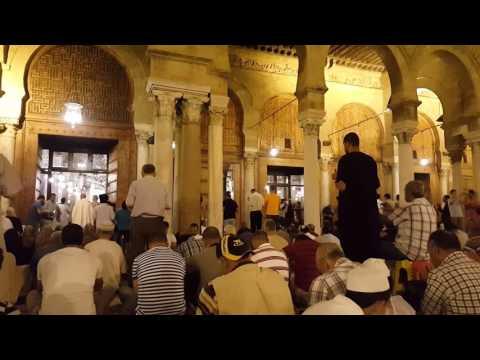 جامع الزيتونة المعمور - دعاء ختم القرآن (ليلة 27 رمضان 1437هـ / 2016 م)