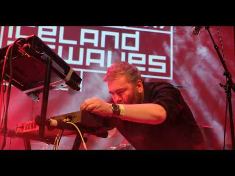 Arab Strap - Girls of Summer - Live @ Gamla bíó - Iceland Airwaves 2017 - November 3rd - 4K