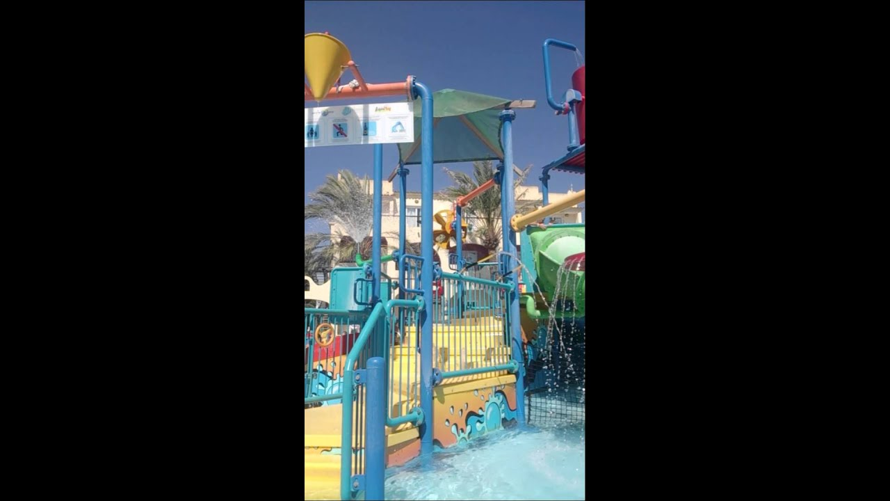 Hi Bouganvilla Apartments The Kids Splash Pool With Large Play Area In Sa Coma Aug 2017