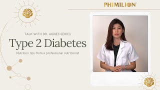 Talk With Dr. Agnes Series ~ Diabetes