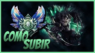 VOLTANDO PARA MD3 DO PLATINA 1 RUMO AO DIAMANTE💎 🦁 ONLY RENGAR 🦁