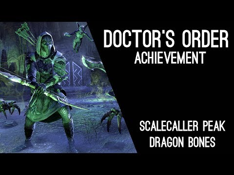 Doctor's Order Achievement Scalecaller Peak - Dragon Bones DLC
