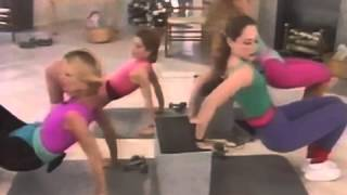 Lucinda LaRee Aerobic Interval Training - Sports Illustrated Super Shape-Up
