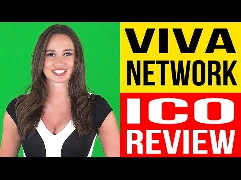 VIVA – What Is Viva Network – How It Works – ICO Review