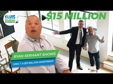 Elvis Duran - Ryan Serhant Leaves Greg T Alone in a $15 Million NYC Apartment