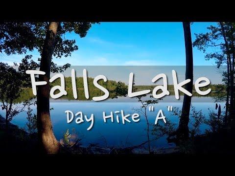 """Falls Lake - Day Hike """"A"""" - Raleigh NC - Ep:01"""
