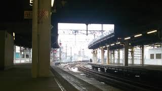 特急スーパー北斗13号入線~折り返し22号発車