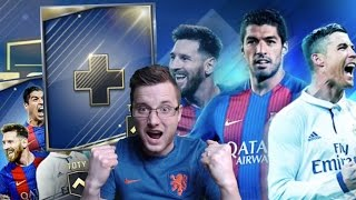 FIFA Mobile iOS Team of the Year! TOTY Attackers Bundle, Double Chance Pack, and TOTY Set Completion