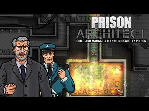 THE MAJOR ESCAPE! Prison Architect