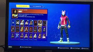 Sell/Sell Fortnite Account with ROYAL BOMBER