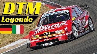 Alfa Romeo 155 V6 Ti DTM (1996) - Track Action! - 46 AvD Oldtimer Grand Prix 2018 at Nürburgring