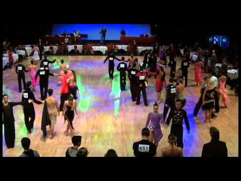 WDC AL World Championship 2012  Friday   Session 1