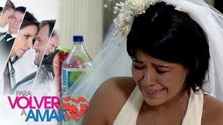 Para volver a amar - Capítulo 134: La boda de Mireya es un fracaso | Tlnovelas