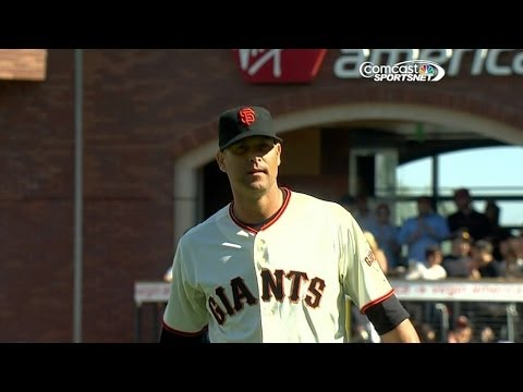 ARI@SF: Hudson Tosses Eight Strong To Earn The Win