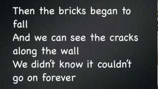 Broken Glass - Three Days Grace w/ Lyrics