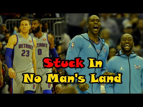 "Meet The NBA Teams That Are STUCK In ""No Man's Land"""