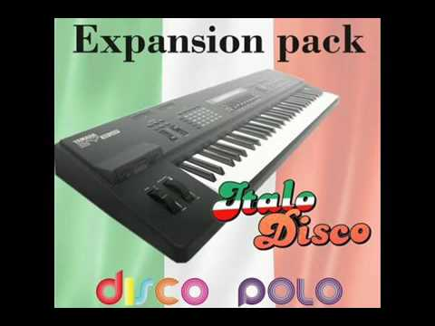 Tyros5 Expansion Pack ItaloDiscoPolo