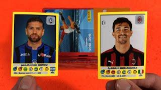 ATALANTA - MILAN con le FIGURINE!! Calciatori Panini 2018-19 Prediction