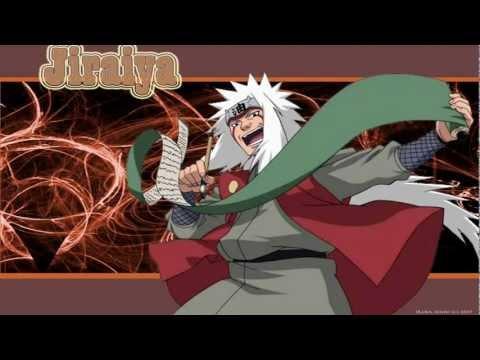 Naruto - Toshiro Masuda - Jiraiya's Theme