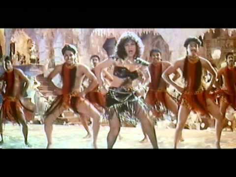Chiklo Chiklo - Archana Puran Singh - Govinda - Zulm Ki Hukumat - Bollywood Songs - Alka Yagnik