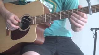 Mumford And Sons The Cave Chords, Strumming Pattern, Guitar Tutorial - CORRECT!