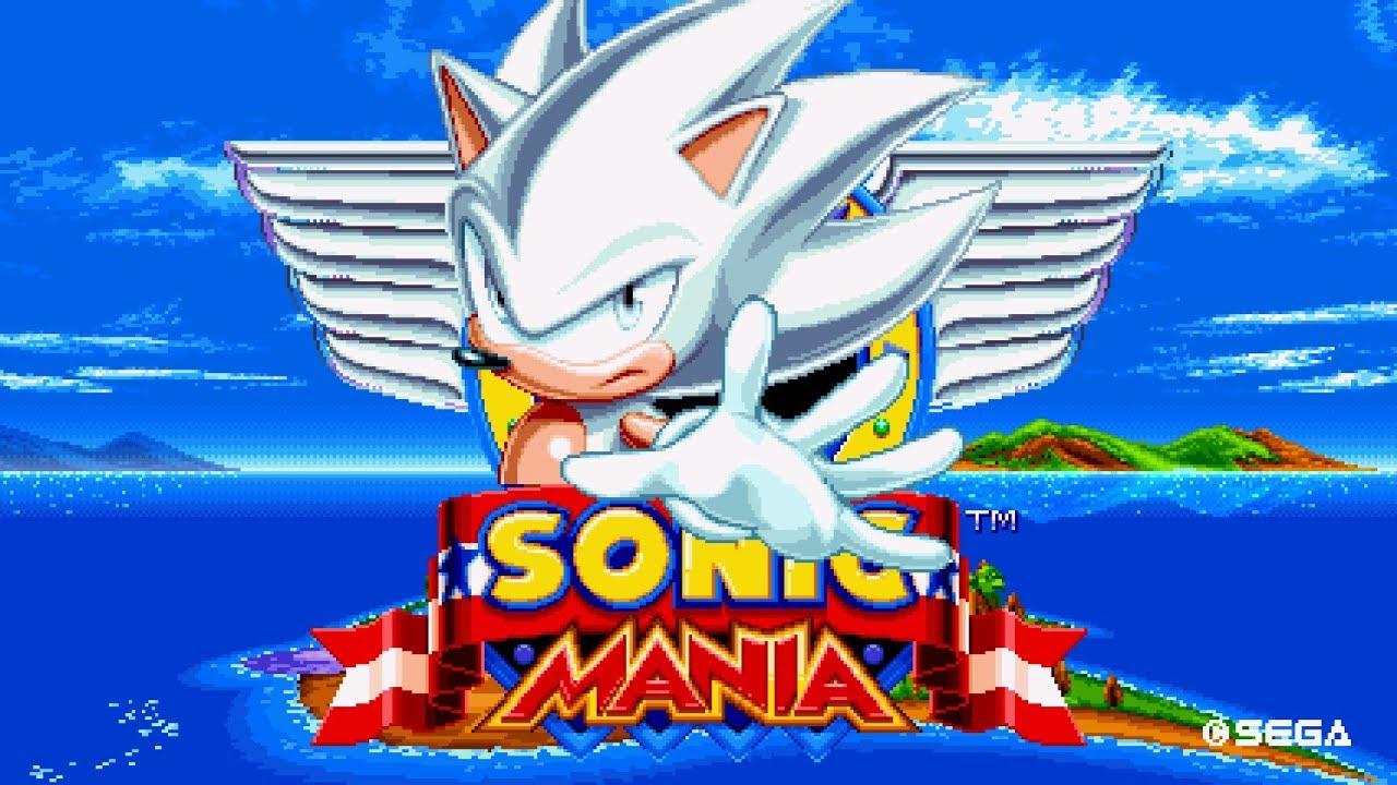 Sonic Mania Mods - Ultra Instinct Modern Sonic #1