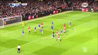 MANCHESTER UNITED - CHELSEA 1-1 26-10-2014