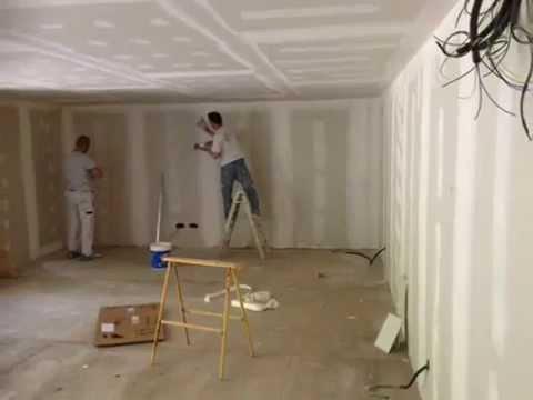 Reforma garaje vivienda por DICONVA  YouTube