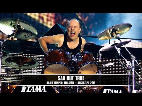 Metallica: Sad But True (MetOnTour - Kuala Lumpur, Malaysia - 2013)