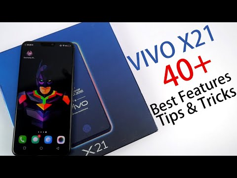 Vivo X21 40+ Best Features And Tips And Tricks