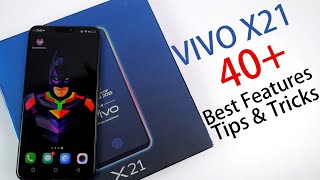 Vivo X21 40+ Best Features and Tips and Tricks Vivo X21 Best Buy Li...