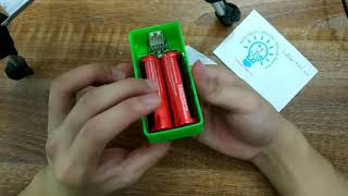 Hướng Dẫn Cách Lắp Box Sạc Pin Dự Phòng 2 Cell Pin 18650 Đơn Giản, Nhỏ Gọn