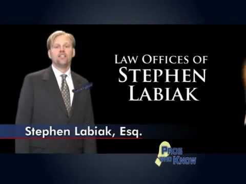 Attorney Stephen Labiak: Pros Who Knows Tip 3