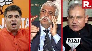 Maj Gen GD Bakshi, Ravinder Raina & Maj Gen SP Sinha React To Ghulam Nabi Azad's 'Sellout' Remark