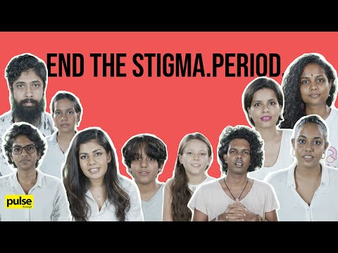 End the stigma. Period.