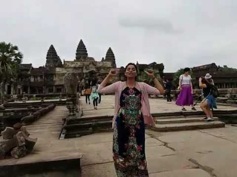 Payal takes you to Angkor Wat!