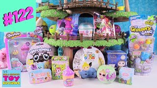 Blind Bag Treehouse #122 Unboxing LOL Lil Sisters Trolls Shopkins Disney Opening | PSToyReviews