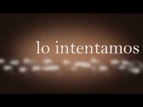 LO MEJOR  PARA LOS DOS MARCO ANTONIO SOLIS  (LYRIC VIDEO)