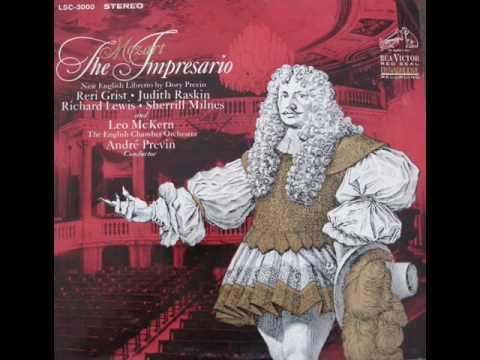 Mozart - The Impresario