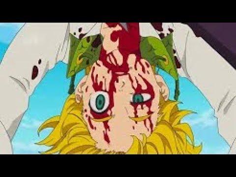 Meliodas vs Galand   Nanatsu no Taizai temporada 2 (AMV)
