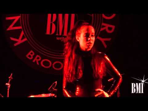 "Sizzy Rocket Performs ""Feel Dis Shit"" at BMI's 2015 CMJ Showcase"