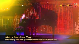 Merry Bees Live Music - Alicia sings and plays Let Her Go