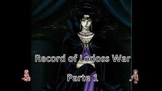 Especial Lodoss War -1- Especial Fantasía
