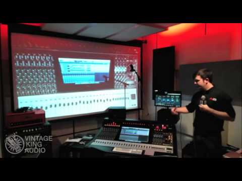 Vintage King Audio | Neve Genesys @ Vintage King Los Angeles