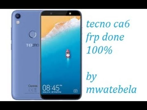 tecno camon cm ca6 and k8 frp bypass by hand may 2018 100% done
